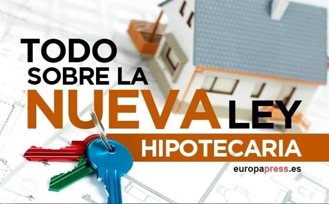 Inmobiliaria Casco Viejo Bilbao - La nueva ley hipotecaria: estos son sus grandes y principales cambios