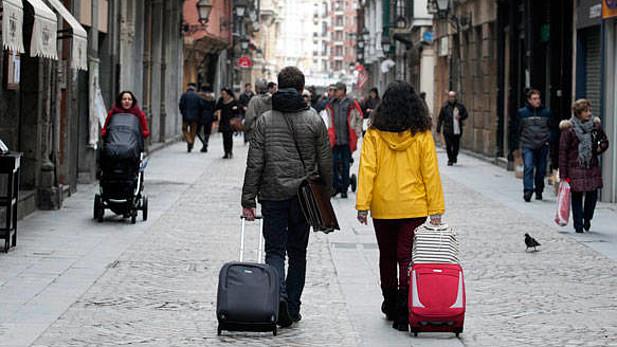 Inmobiliaria Casco Viejo Bilbao - Vivienda turística en el Casco Viejo de Bilbao
