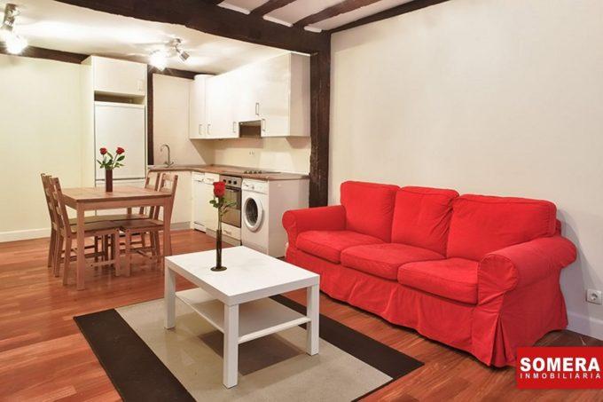 Inmobiliaria Casco Viejo Bilbao - Piso en venta en  Somera Kalea, Bilbao, Casco Viejo, Bilbao