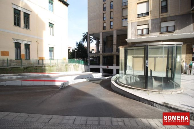 Inmobiliaria Casco Viejo Bilbao - Garaje en venta en  vicente garamendi, Ibaiondo, Bilbao