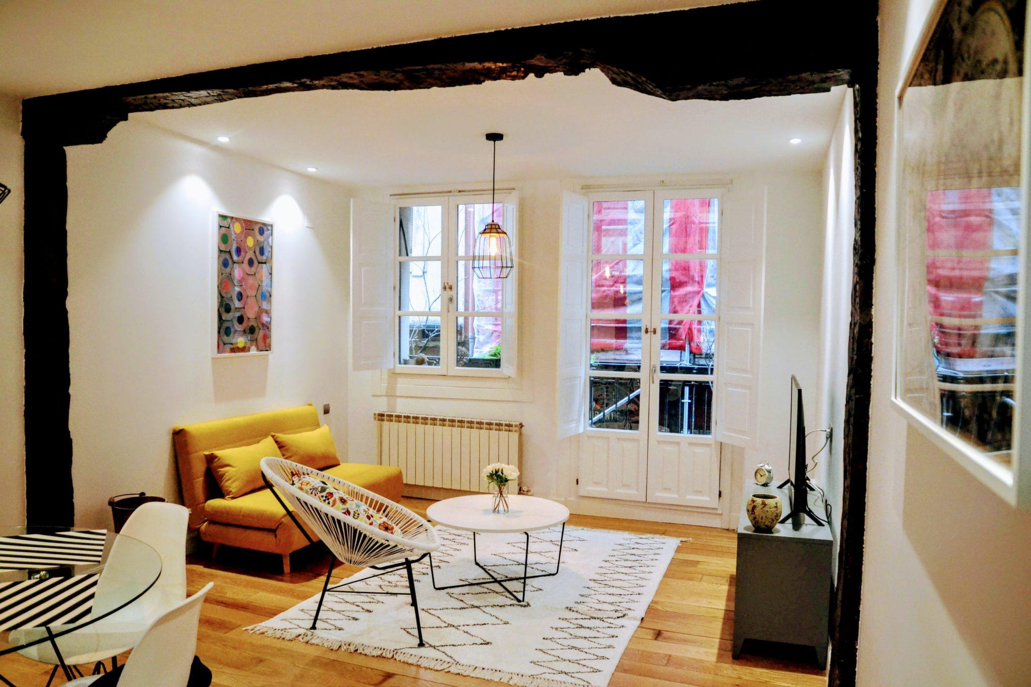 Inmobiliaria Casco Viejo Bilbao - Inspirate y decora tu piso en el Casco Viejo de Bilbao