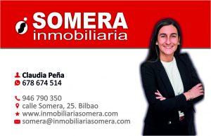 Inmobiliaria Casco Viejo Bilbao - Claudia Peña