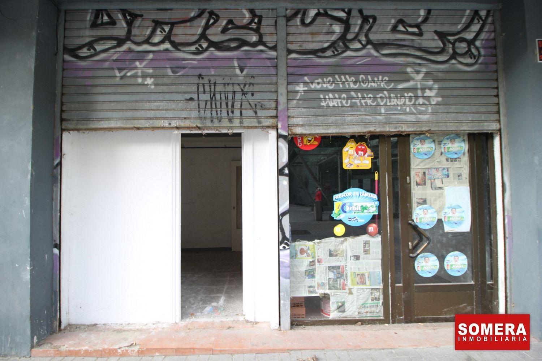 Local en alquiler en Calle Prim, Begoña – Santutxu, Bilbao