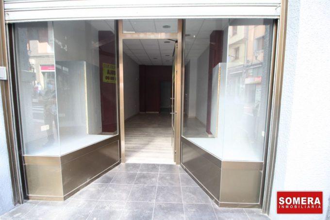 Inmobiliaria Casco Viejo Bilbao - Local en venta en Calle Trauko, Uribarri, Bilbao