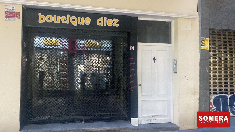 Local en alquiler en Calle Artekale, Casco Viejo, Bilbao